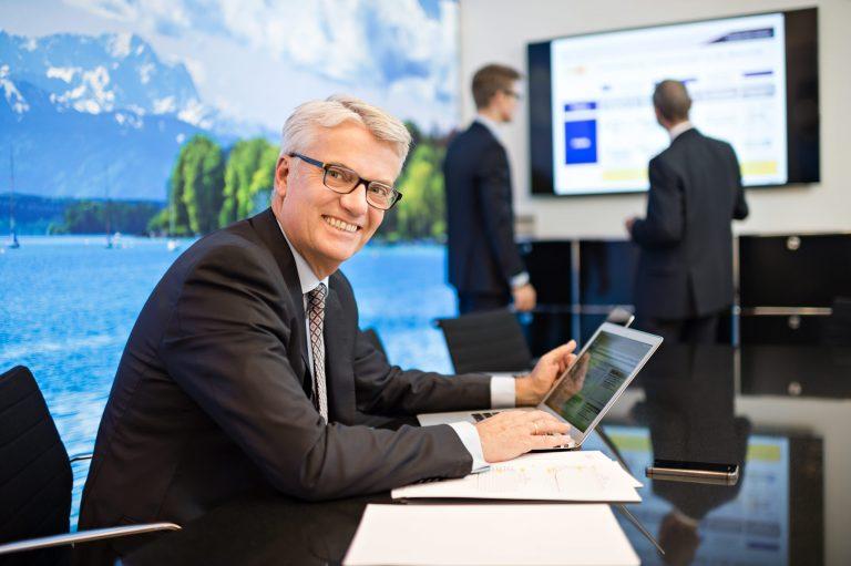 Businessportraits für Unternehmen