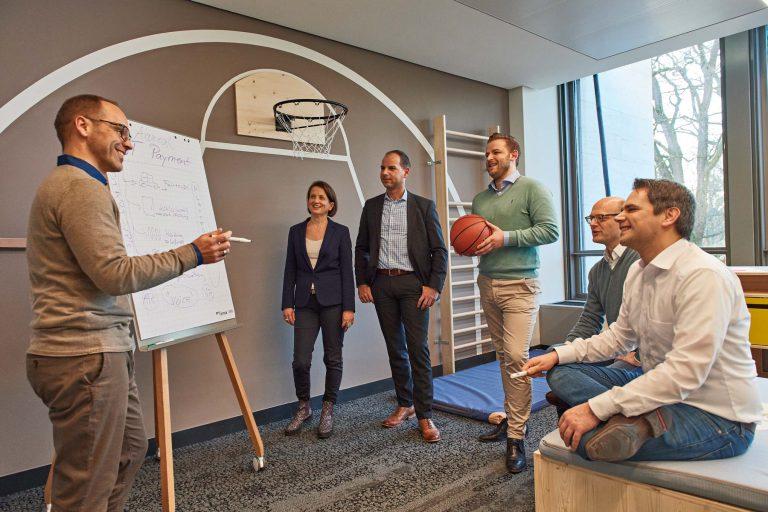 Businessfotografie Team-Meeting