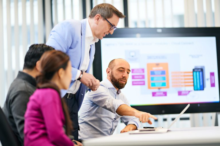 Personalmarketing für die Personalsuche eines IT-Unternehmen