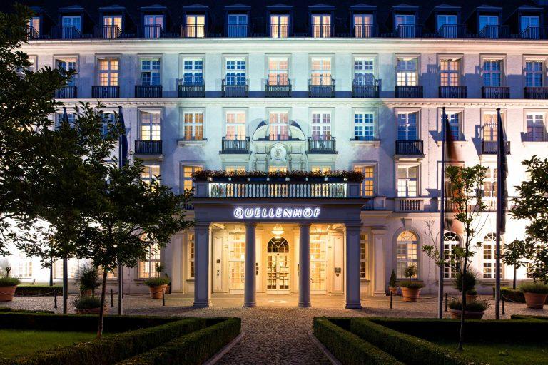 Werbefotografie - Hotelwerbung für eine internationale Hotelkette
