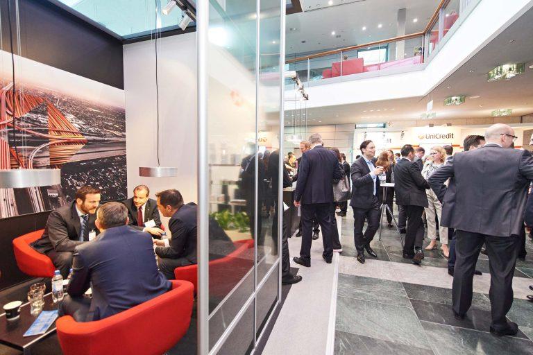 Pressefotos und Dokumentation Finanzsymposium Mannheim