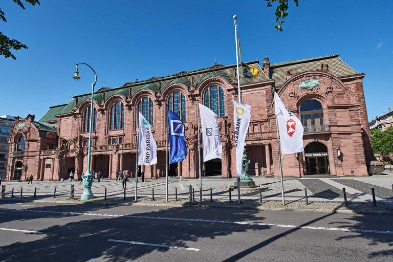 Pressefotos Finanzsymposium Mannheim
