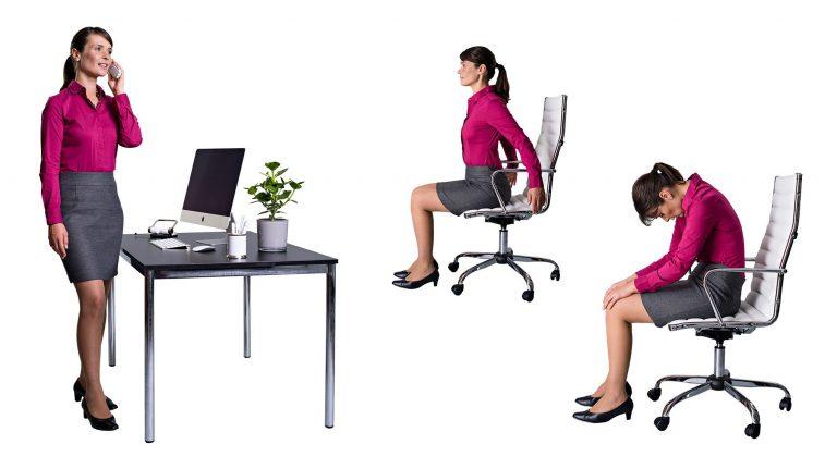 Gesund und fit am Arbeitsplatz
