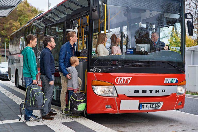 Fotograf aus Schwerin - Fotoshooting für eine Verkehrsgesellschaft