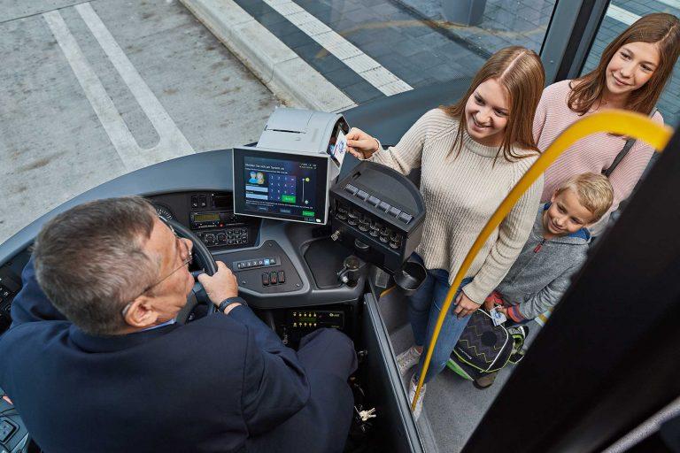 Fotograf aus Schwerin - Fotografie für eine Verkehrsgesellschaft