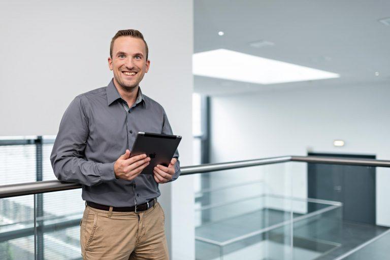 Personalwerbung für ein Unternehmen der Elektrotechnik - Bild 5